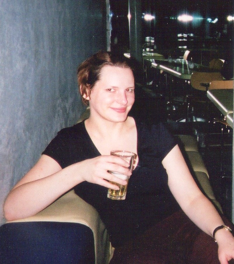 Alison Mercer in Berlin