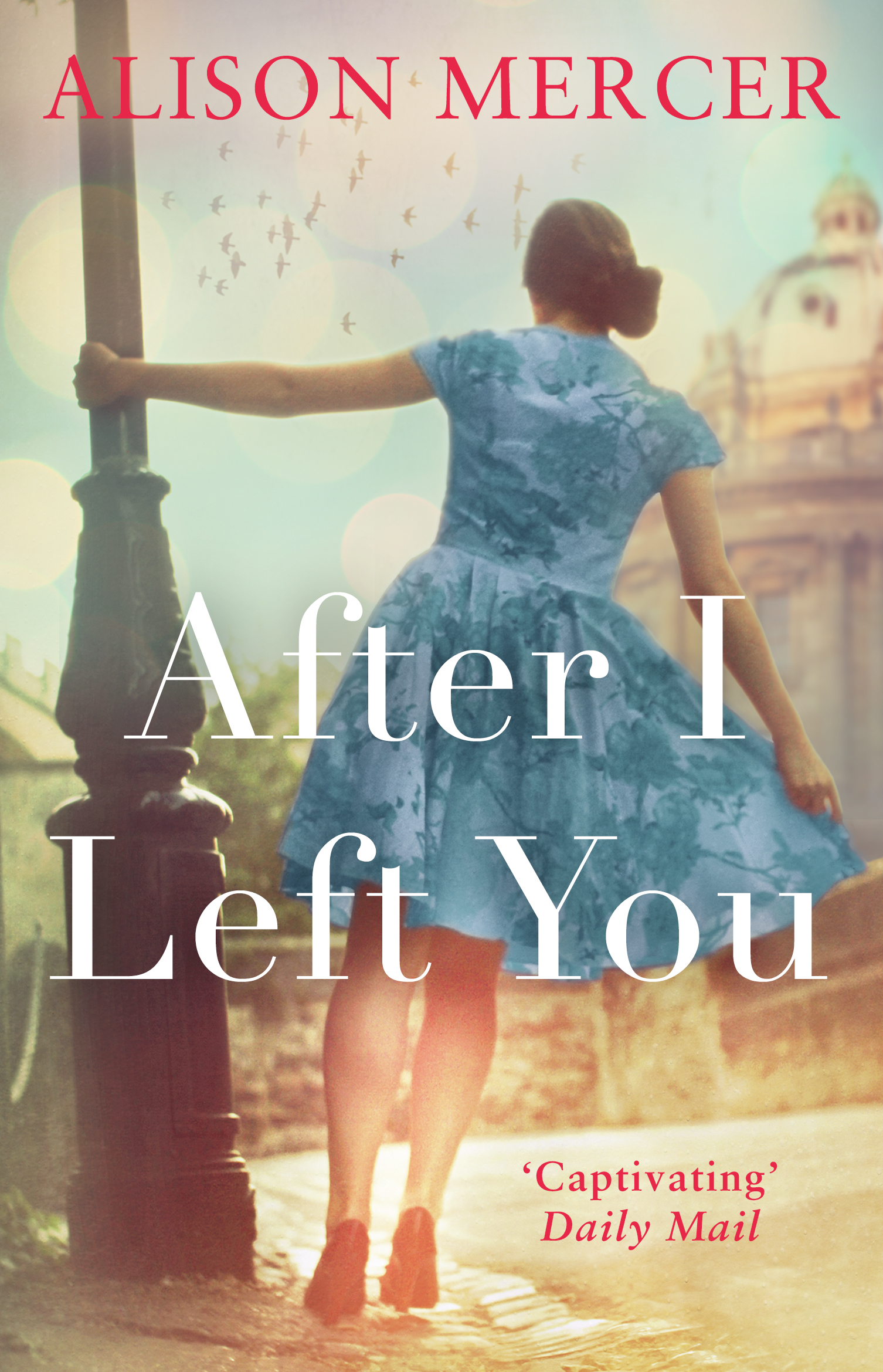 cover of After I Left You