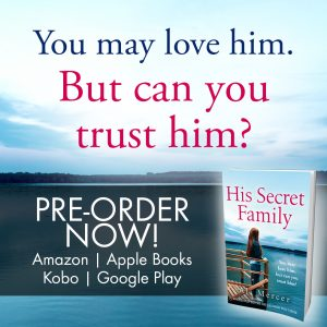 His Secret Family - Pre-order Graphic